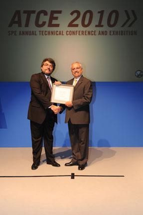 Moridis-spe-award-2010